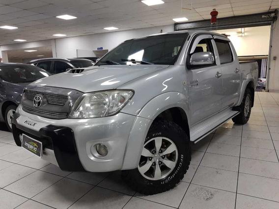 Toyota Hilux Cabine Dupla Hilux Srv 4x4 3.0 Cd Aut