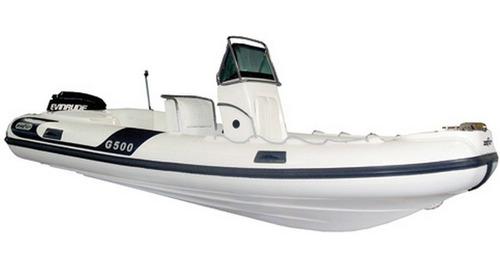 Embarcação Inflável G500 Geração Ii - Pvc - Zefir