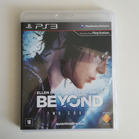 Beyond Two Souls Ps3 Mídia Física