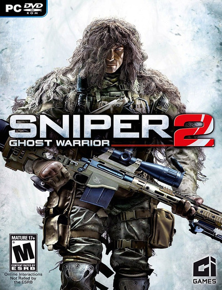 Sniper Ghost Warrior 2 Pc - Steam Key (envio Já)