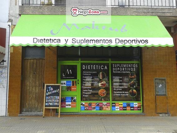 Fondo De Comercio - Dietética / Suplementos Deportivos - Berazategui
