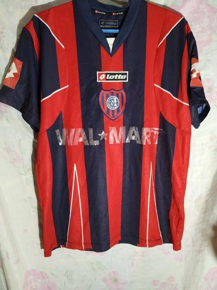 Camiseta De San Lorenzo 2007