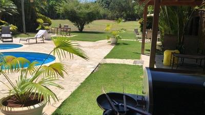 Villa De 4hab/4.5 Baños En Jan Dolio, San Pedro De Macorís