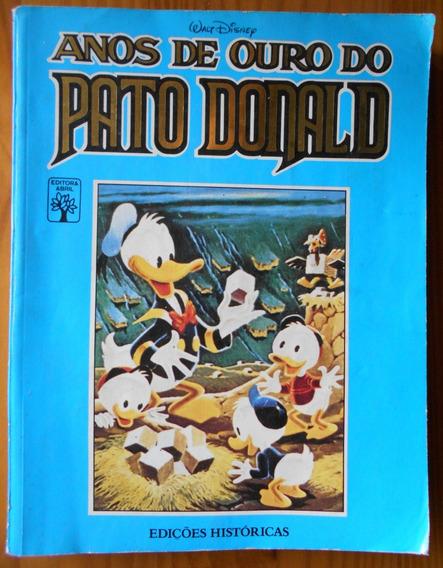 Gibi Pato Donald Anos De Ouro Vol. 2 Nos. 8 A 14 1951