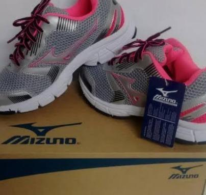 Tênis Esportivo Mizuno Jet2 Aproveite.