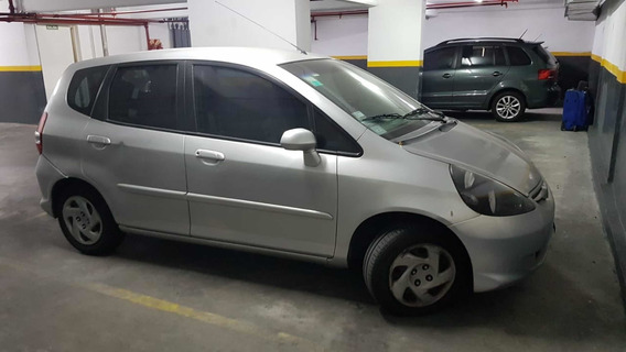 Honda Fit 1.4 Lx At 2007