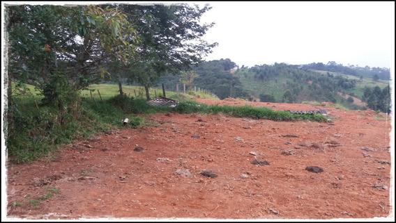 Rd Terreno Com... Água, Luz, Cercado E Limpo!!!