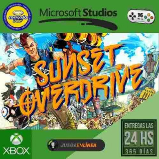Sunset Overdrive Xbox One Modo Local