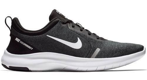 Tênis Masculino Nike Flex Experience 8 Preto Original