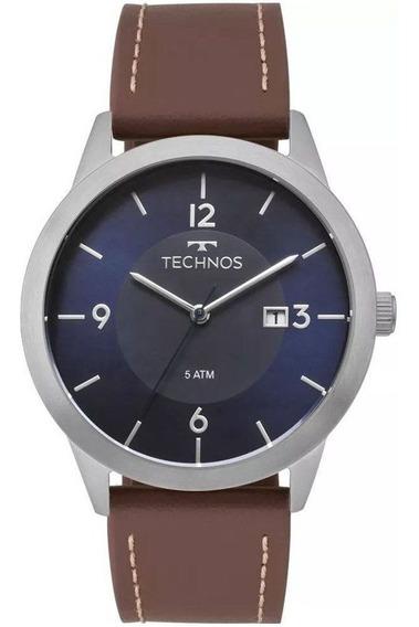 Relógio Technos Masculino Classic Steel 2115mog/0a - C/ Nfe