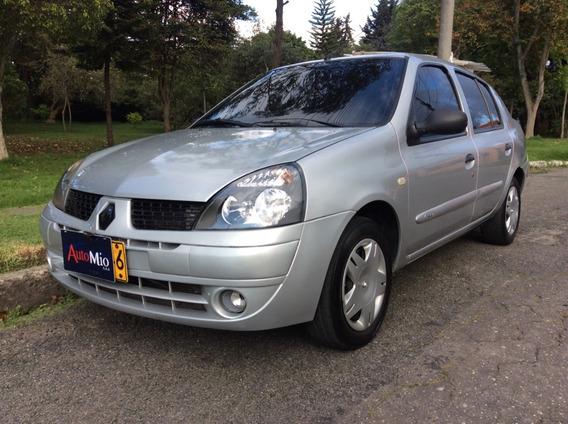 Renault Symbol Sd 1400cc Mt Ca Ab