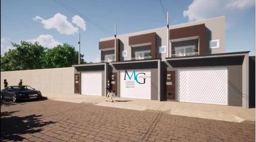 Imagem 1 de 28 de Casa Com 2 Dormitórios À Venda, 68 M² Por R$ 265.000,00 - Campo Grande - Rio De Janeiro/rj - Ca0677