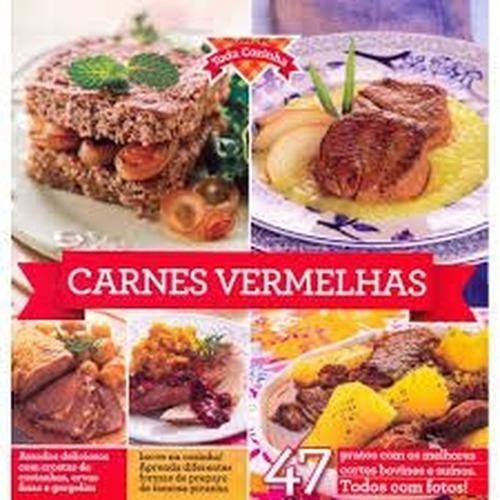 Livro - Toda Cozinha Carnes Vermelhas
