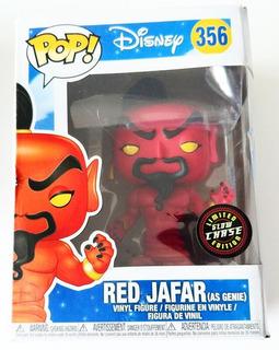 Figura Funko Pop Aladdin Jafar Glow Chase Importado