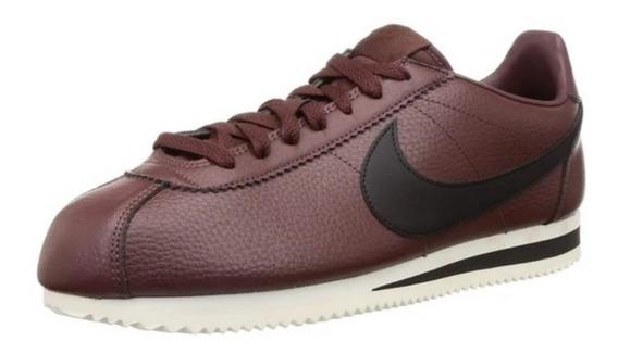 Tênis Casual De Couro Cortez Classic Leather