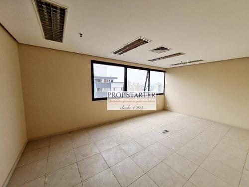 Imagem 1 de 11 de Conjunto Para Alugar, 40 M² Por R$ 1.700,00/mês - Vila Mariana - São Paulo/sp - Cj0082