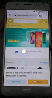 Celular Samsung Galaxy J7 Metal UsadoVer Descrição