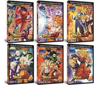 Dvds Dragon Ball Z Série Completa Dublado