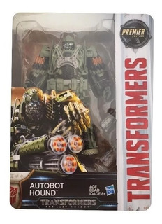 Autobot Hound Transformers Premier Edition Promo