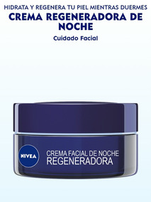 Nivea Crema Regeneradora Nocturna Original Selladas