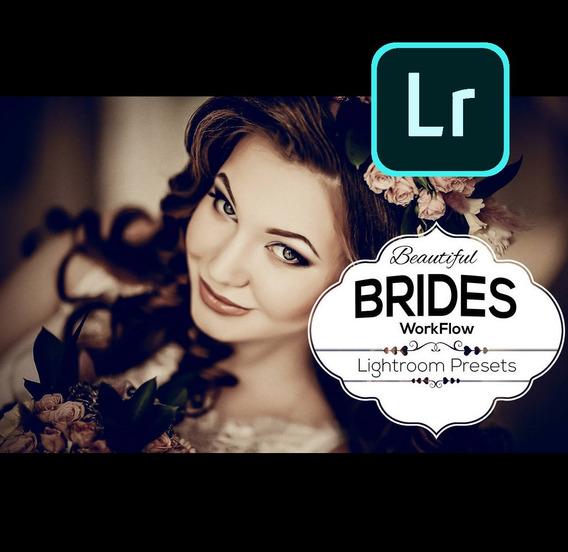 Beautiful Brides Workflow Lightroom Presets - Belas Noivas