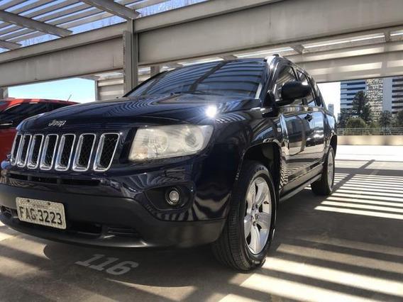 Jeep Compass 2.0 Sport Aut. 5p - Limeted Edition