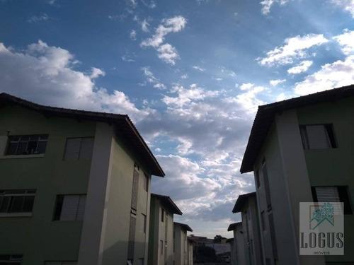 Imagem 1 de 12 de Apartamento Com 2 Dormitórios À Venda, 54 M² Por R$ 225.000,00 - Assunção - São Bernardo Do Campo/sp - Ap0967
