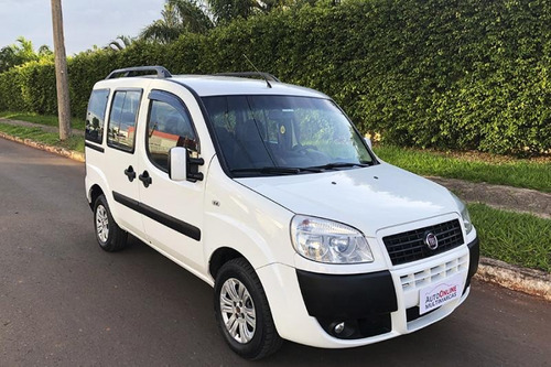 Fiat Doblo Attractiv 7 Pass. 2014