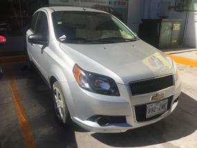 Chevrolet Aveo 1.6 Lt 2015