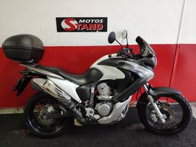 Honda Xl 700 V Transalp 700 Abs 2013 Branca Branco