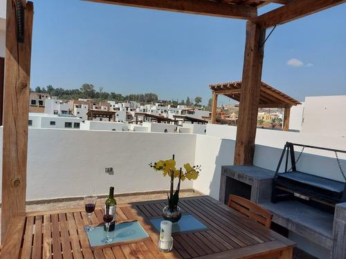 Imagen 1 de 20 de Renta Casa Amueblada San Miguel De Allende Con Vigilancia, A
