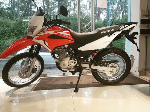 Retira Ya Moto Honda Xr 150 0km 12/18 Tarjeta Motopier Pilar