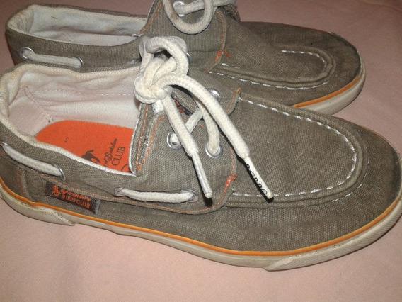 Zapatos Niño Polo Club Talla 29