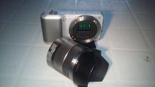 Camara Sony Nex-3+ Lente Sony Sel1855