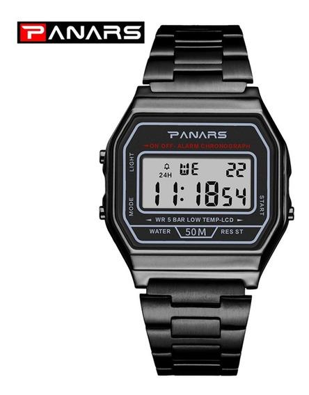 Relógio Feminino Panars 8126 Digital A Prova D