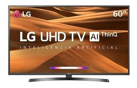 Smart Tv Led 60 Lg Ultra Hd/4k Wi-fi 3 Hdm 2 Usb