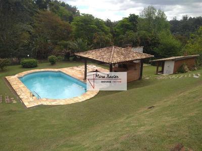 Casa Com 1 Dormitório À Venda, 180 M² Por R$ 450.000 - Condomínio Chácaras Do Lago - Vinhedo/sp - Ca2529