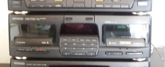 Kenwood Tape-deck X-85 ( Não Liga )