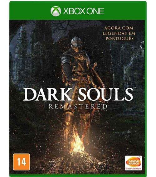Dark Souls Remastered Xbox One Mídia Física Português Novo