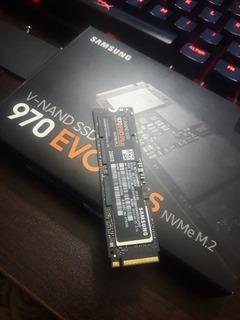 Ssdsamsung 970 Evo Plus Nvme 250 Gb + Adaptador Pci Expres
