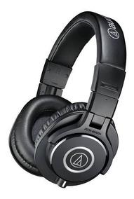 Audio Technica Ath M40x Fone Ouvido Studiodj