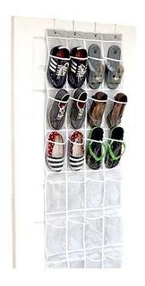 Organizador Para Zapatos Colgantes De 24 Pares Envio Gratis