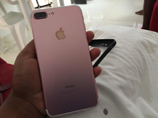 iPhone 7 Plus 128 Gb RoseSaúde Da Bateria: 67%