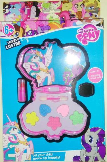 Set De Maquillaje My Little Pony Juguete Niña
