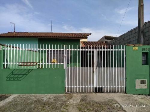 Imagem 1 de 14 de Casa Lado Praia Em Itanhaém - Aceita Financiamento Bancário!