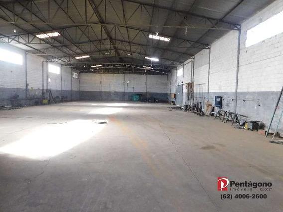 Galpao No Distrito Industrial - L-23759