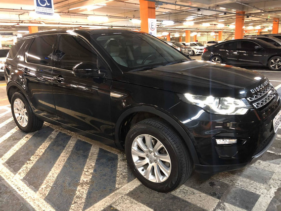 Land Rover Discovery Sport 2.0 Td4 Se 5p 2016