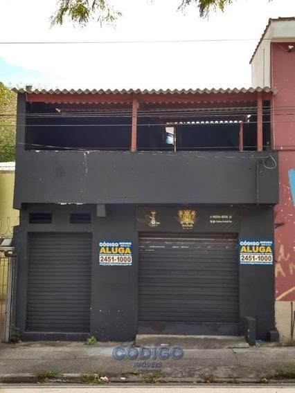 Salão Comercial 40 Metros - Vila Galvão! - 01791-2