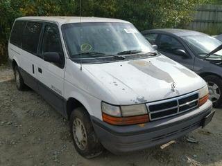 Dodge Caravan 1991-1995: Valvula Iac