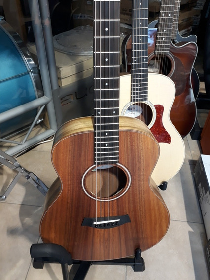 Guitarra Electroacustica Taylor Gs Mini-e Koa Con Funda !